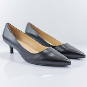 Naturalizer Gia Pointed Toe Kitten Heel